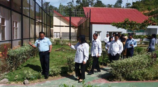 Kunjungan Kakanwil Sulbar Semangati & Memotivasi Pegawai Cabrutan Mamasa