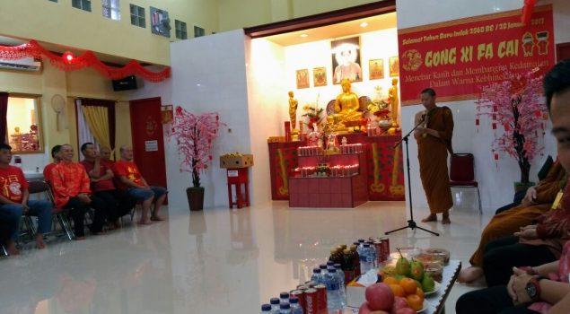 Kemeriahan Perayaan Tahun Baru Imlek di Lapas Narkotika Jakarta