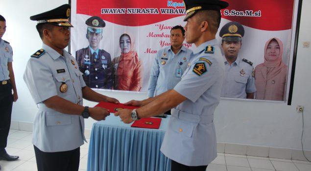 Eks Ka. KPLP Denpasar Jabat Karutan Majene