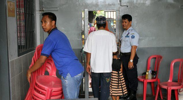 Rutan Bangil Perketat Kunjungan Tahanan