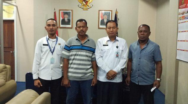Kakanwil Maluku Terima Kunjungan Keluarga Napi Teroris