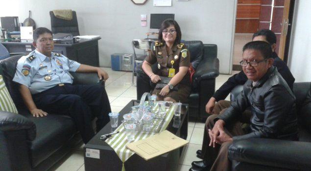 Rupbasan Bandung & Kejari Subang Koordinasikan Baran Siap Lelang