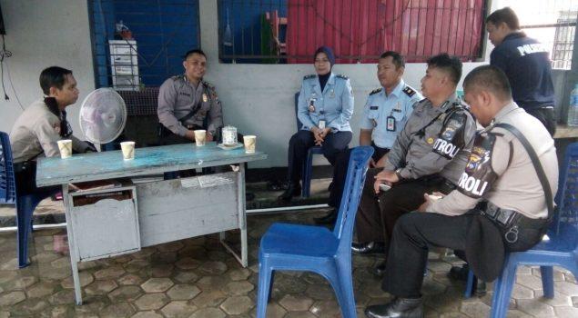 Patroli Polres Banjar Bantu Pengamanan LPKA & Lapas Perempuan Martapura