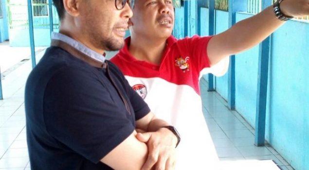 Anggota Komisi III DPR Puji Kebersihan Lapas Langsa
