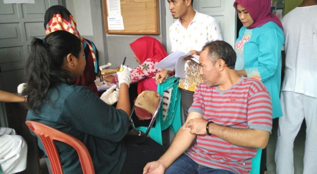 Assessmen & Penyuluhan Cegah HIV/AIDS di Rutan Ternate