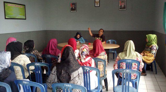 Plt. Kalapas Ternate Ajak Isteri Pegawai Dukung Karier Suami