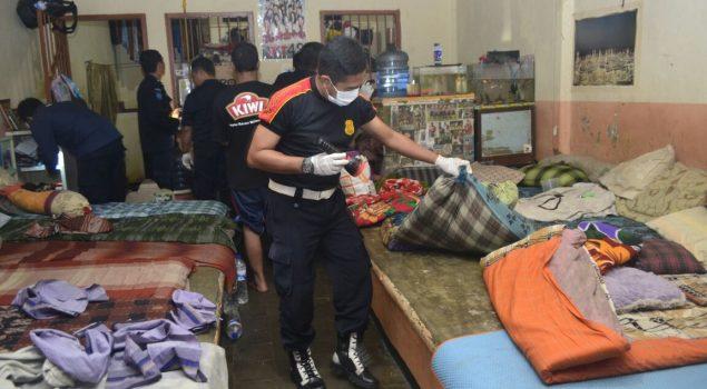 Galang Zero HP dan Narkoba, Petugas Lapas Malang Sisir Blok Hunian