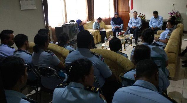 Kakanwil Maluku Tegaskan Pentingnya Manajemen & Penataan Tusi