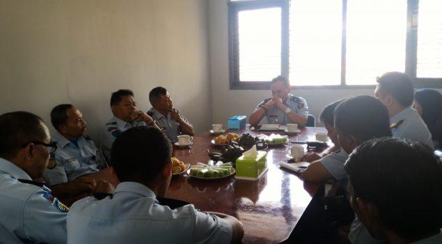 Pimpin Briefing, Karutan Purbalingga Ingatkan Tusi Masing-Masing Pegawai