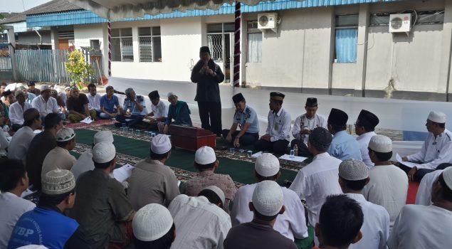 Ratusan Santri LPKA Martapura Ikuti Istighosah & Doa Bersama