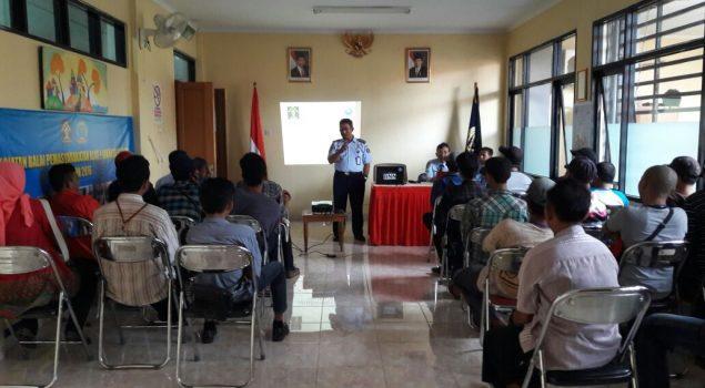 Bapas Jaksel Lanjutkan Kerja Sama Pascarehab dengan BNNP DKI Jakarta