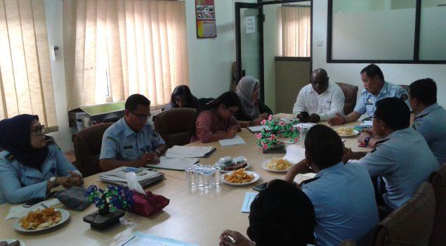 Kanwil Banten - Komnas HAM Koordinasikan Persiapan Pilkada di Lapas/Rutan