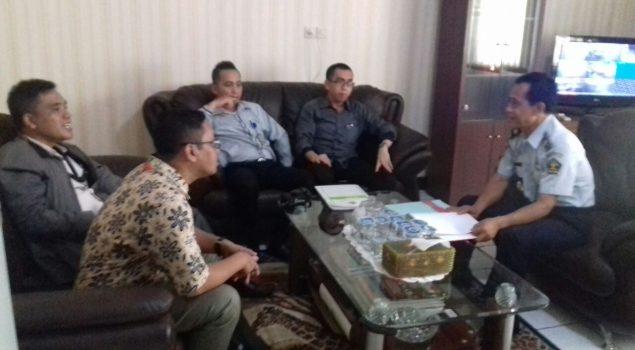 Rupbasan Jakbar & Tangerang Kedatangan Wakil KPK & KPKNL