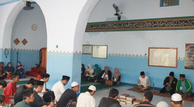 Lantunan Ayat Suci Al Quran Buka Kamis Berkah di Rutan Serang