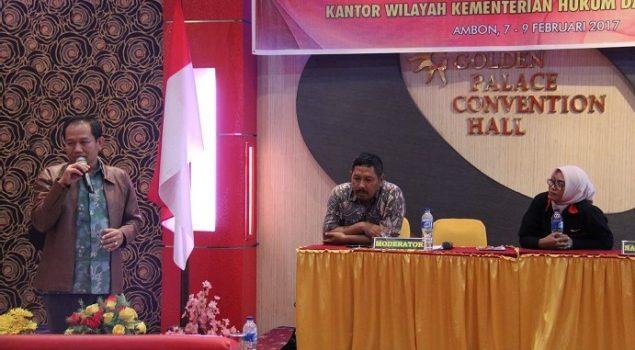Gaet I-News TV, Petugas PAS Maluku Dibekali Pengetahuan Jurnalistik