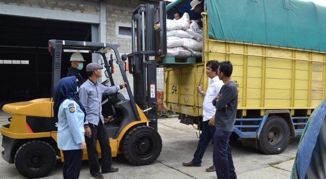 160 Karung Pupuk Oplosan Disimpan di Rupbasan Bandung