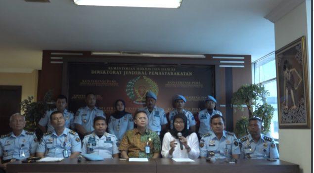 Direktorat Jenderal Pemasyarakatan Tegas Berantas Narkoba