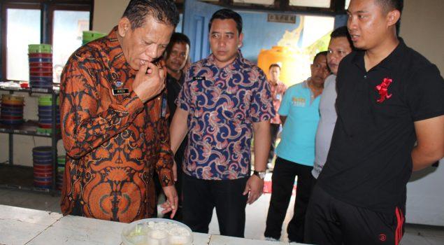 Dir. Watkes & Rehabilitasi Ditjen PAS Kunjungi Rutan Manado