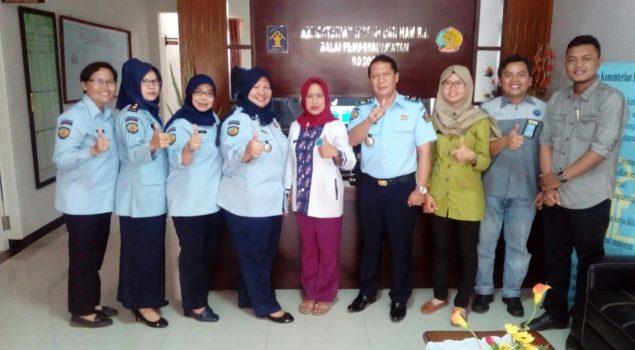 Bapas Bogor Lanjutkan Kerja Sama Pascarehab dengan BNNP Jawa Barat