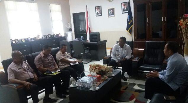 Kanwil Maluku Tingkatkan Sinergi dengan BNNP Maluku