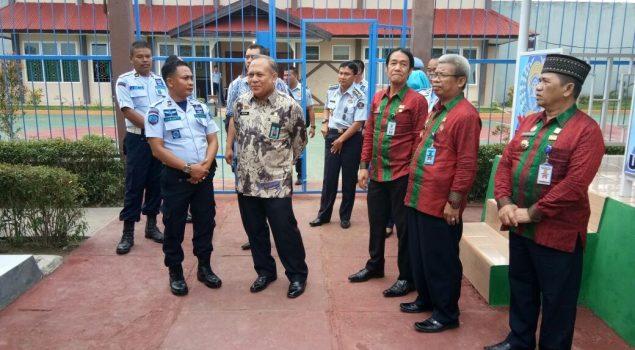 Staf Ahli Menteri Paparkan E-Government di Rutan Unaaha