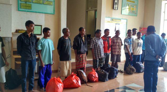 15 Napi Rutan SoE Dipindah ke Lapas & LPKA Kupang