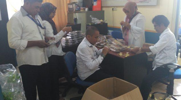 Ikut PUN 2017, Divisi PAS Maluku Mulai Packing Barang