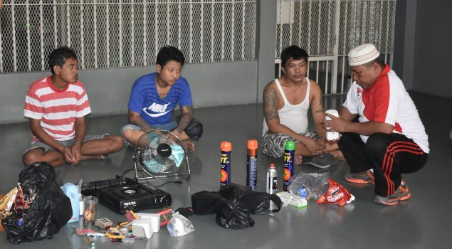 Petugas Lapas Narkotika Pamekasan Temukan Stop Kontak di Blok WBP