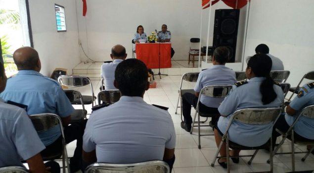 Kanwil Maluku Sosialisasikan Permenkumham No.6/2013 di Cabrutan Saparua