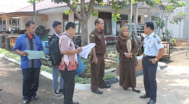 Rupbasan Jakbar & Tangerang Terus Jalin Koordinasi dengan Instansi Terkait