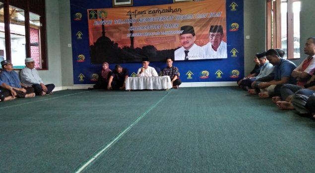 Kadiv PAS Kaltim Safari Ramadhan di Rutan Balikpapan