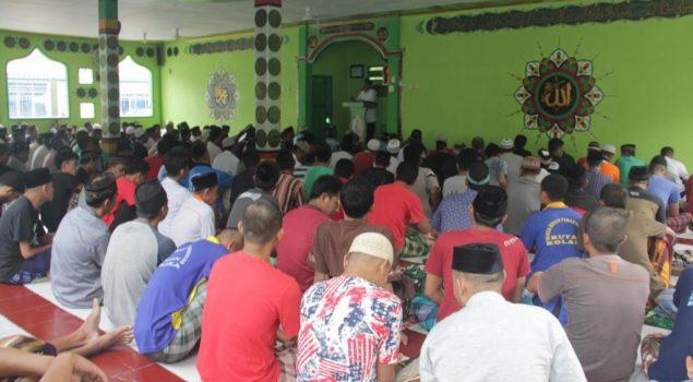 Safari Ramadhan di Rutan Kolaka Dibarengi Tes Urin Petugas & WBP