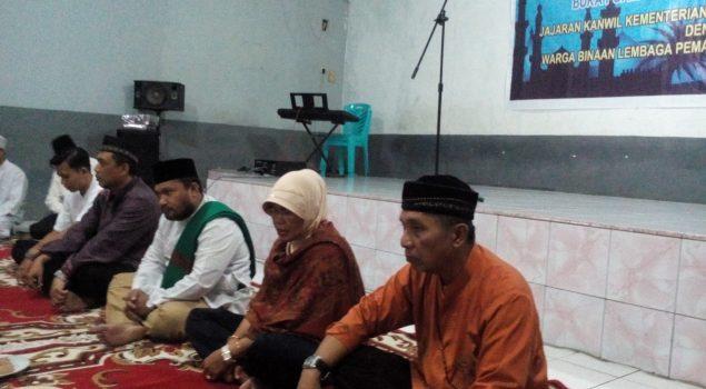 32 WBP Lapas Ternate Ikuti Lomba Hizfil Quran