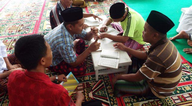 WBP Manfaatkan Ramadhan dengan Belajar Iqro & Al Quran