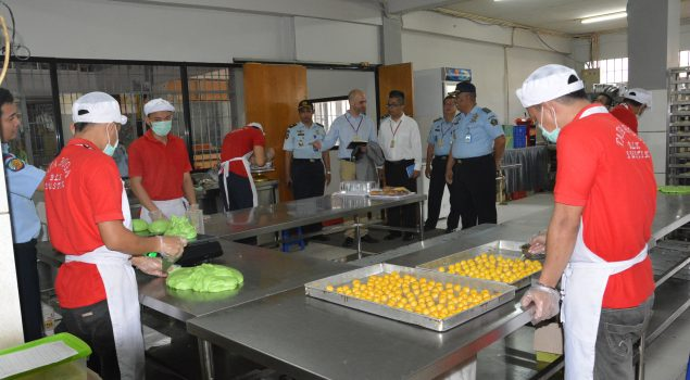 Utusan UNODC Pantau Kegiatan Pembinaan di Lapas Narkotika Jakarta