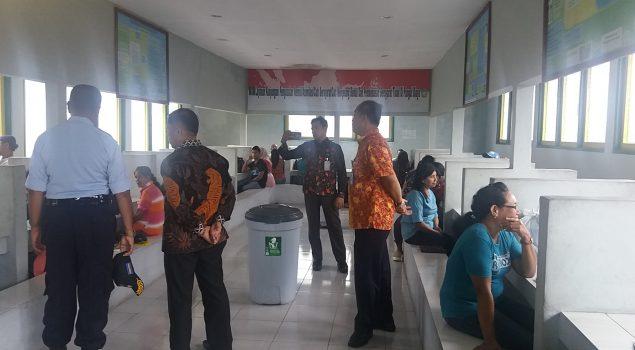 Monev Subdit Intelijen Cegah Gangguan Kamtib di Lapas/Rutan