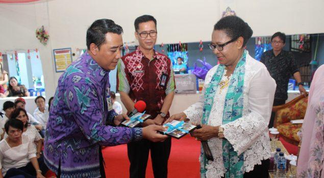 Menteri Yohana Puji Penanganan HAM di Rutan Manado