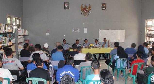 Dialog di Rutan Samarinda Serap Aspirasi WBP