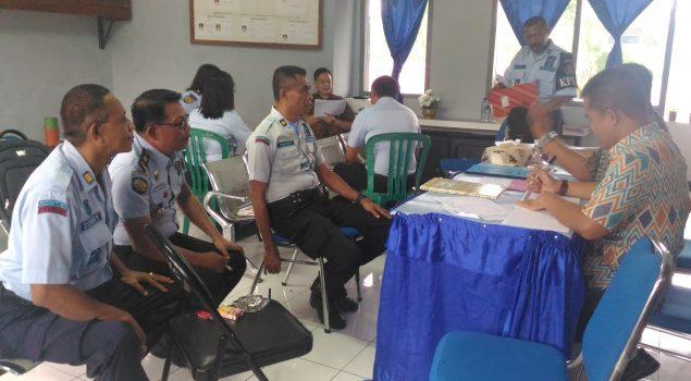 Deteksi Dini Cegah Gangguan Kamtib di Lapas Ambon