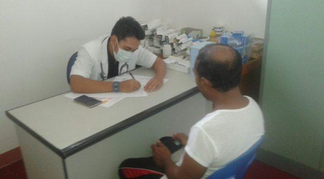 Screening TBC Penuhi Layanan Kesehatan WBP