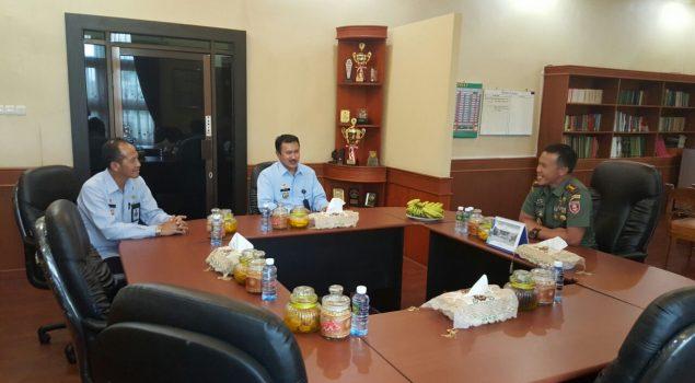 Kanwil Kalsel & Korem 101/Antasari Jajaki MoU Pembinaan WBP