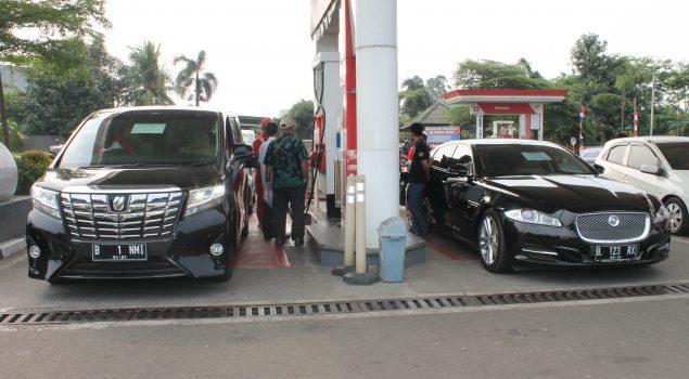Pengisian BBM Jaga Keutuhan & Kualitas Mobil Sitaan di Rupbasan