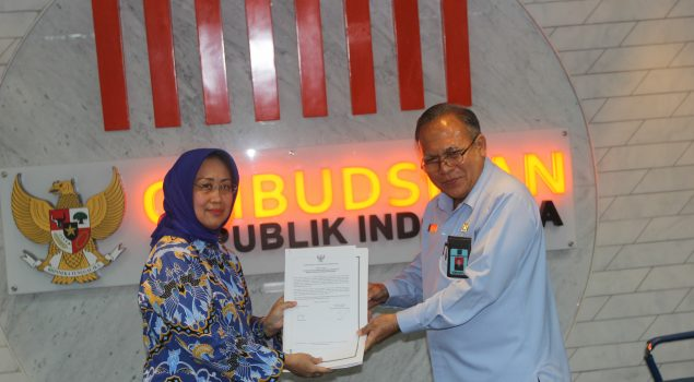 Dirjenpas Jelaskan Hak Warga Binaan Kepada Ombudsman