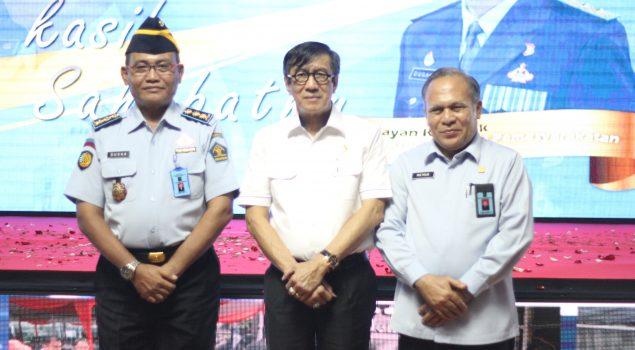 Dinahkodai I Wayan K. Dusak, Pemasyarakatan Tunjukkan Performa