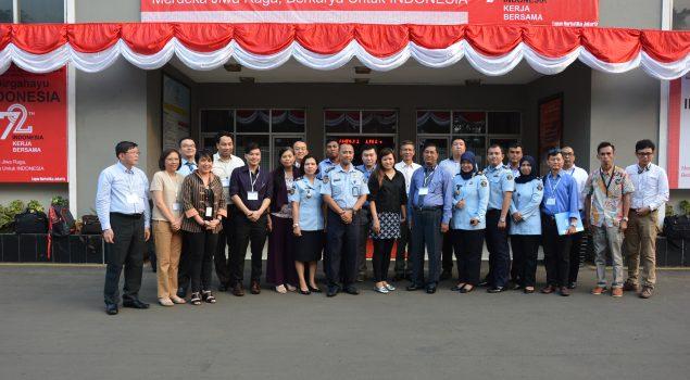 Lapas Narkotika Jakarta Bisa Jadi Role Model Rehabilitasi Narkoba