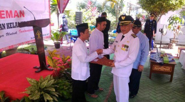 Sebanyak 127 Warga Binaan Lapas Sleman Terima Remisi