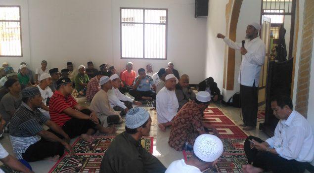 WBP Lapas Ambon Diingatkan Tentang Amal Saleh