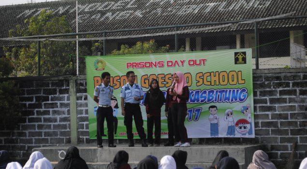 Prison's Goes to School Ajak Siswa SMKN 1 Rangkasbitung Sadar Hukum
