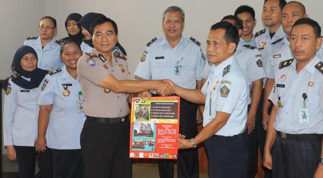 Bimtek Polsus Tingkatkan Kemampuan Petugas Rupbasan Jakbar & Tangerang