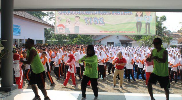 Prison's Goes to School Pukau Siswa SMAN 1 Rangkasbitung